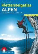 Cover-Bild zu Werner, Paul: Klettersteigatlas Alpen