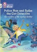 Cover-Bild zu McNiff, Dawn: Police Nan and Spike the Cat-Detective - The Mystery of the Toyshop Robber
