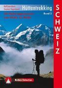 Cover-Bild zu Hüttentrekking Band 2: Schweiz