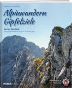 Cover-Bild zu Alpinwandern Gipfelziele