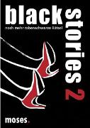 Cover-Bild zu Black Stories 2