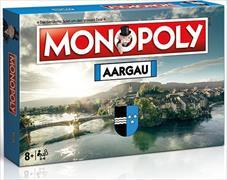 Cover-Bild zu Monopoly Aargau