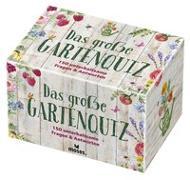 Cover-Bild zu Das grosse Gartenquiz