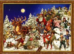 Cover-Bild zu Brändi Adventskalender gross, Motiv 771