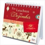 Cover-Bild zu Ein Leuchten im Dezember (Austellbuch)