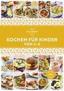 Cover-Bild zu Dr. Oetker: Kochen für Kinder von A-Z
