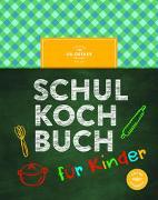 Cover-Bild zu Dr. Oetker: Das Dr. Oetker Schulkochbuch für Kinder