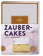 Cover-Bild zu Dr. Oetker: Zauber-Cakes