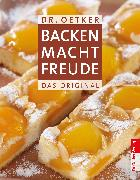 Cover-Bild zu Dr. Oetker: Backen macht Freude (eBook)