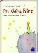 Cover-Bild zu Saint-Exupéry, Antoine de: Der Kleine Prinz. Die Originalübersetzung für Kinder