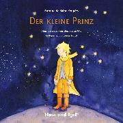 Cover-Bild zu Saint-Exupéry, Antoine de: Der kleine Prinz / Hörbuch (Audio Download)