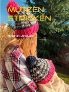 Cover-Bild zu eBook Mützen stricken an einem Abend