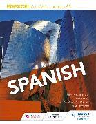 Cover-Bild zu Edexcel A level Spanish (includes AS)