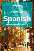 Cover-Bild zu Lonely Planet Fast Talk Spanish