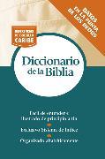 Cover-Bild zu Diccionario de la Biblia