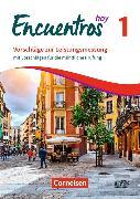 Cover-Bild zu Encuentros Hoy 1. Vorschläge zur Leistungsmessung