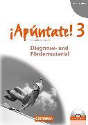 Cover-Bild zu ¡Apúntate! 3. Diagnose- und Fördermaterial