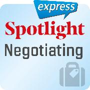 Cover-Bild zu eBook Spotlight express - Reisen - Verhandeln