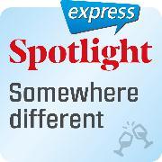 Cover-Bild zu eBook Spotlight express - Ausgehen - Am Wochenende einen Ausflug machen