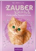 Cover-Bild zu Bentley, Sue: Zauberkätzchen - Zuckersüße Samtpfötchen