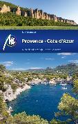 Cover-Bild zu eBook Provence & Côte d'Azur Reiseführer Michael Müller Verlag