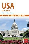 Cover-Bild zu eBook Nelles Guide Reiseführer USA - Der Osten
