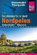 Cover-Bild zu eBook Reise Know-How Wohnmobil-Tourguide Nordpolen (Ostseeküste und Masuren)