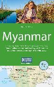 Cover-Bild zu eBook DuMont Reise-Handbuch Reiseführer Myanmar, Burma