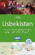 Cover-Bild zu eBook DuMont Reise-Handbuch Reiseführer Usbekistan