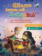 Cover-Bild zu Autschbach, Peter: Gitarre lernen mit Zacky und Bob