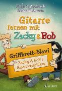 Cover-Bild zu Autschbach, Peter: Griffbrett-Navi