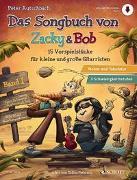Cover-Bild zu Autschbach, Peter: Das Songbuch von Zacky & Bob