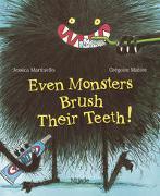 Cover-Bild zu Martinello, Jessica: Warum auch Monster Zähne putzen