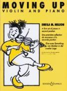 Cover-Bild zu Nelson, Sheila Mary (Hrsg.): Moving Up
