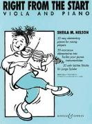 Cover-Bild zu Nelson, Sheila Mary (Hrsg.): Right from the Start