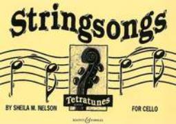 Cover-Bild zu Nelson, Sheila Mary (Komponist): Stringsongs