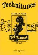 Cover-Bild zu Nelson, Sheila Mary (Komponist): Technitunes