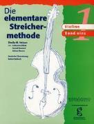 Cover-Bild zu Nelson, Sheila Mary: Die elementare Streichermethode