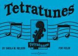 Cover-Bild zu Nelson, Sheila Mary (Komponist): Tetratunes