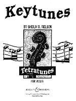 Cover-Bild zu Nelson, Sheila Mary (Hrsg.): Keytunes