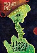 Cover-Bild zu Ende, Michael: Der satanarchäolügenialkohöllische Wunschpunsch (eBook)