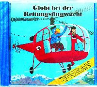 Cover-Bild zu Globi bei der Rettungsflugwacht CD
