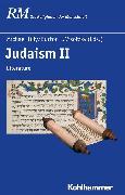 Cover-Bild zu Rüpke, Jörg (Reihe Hrsg.): Judaism II (eBook)