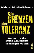 Cover-Bild zu Schmidt-Salomon, Michael: Die Grenzen der Toleranz