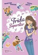 Cover-Bild zu Sahler, Martina: Frida Superstar: Frida Superstar (eBook)
