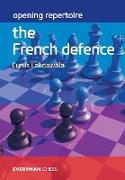 Cover-Bild zu Lakdawala, Cyrus: Opening Repertoire: The French Defence