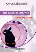 Cover-Bild zu Lakdawala, Cyrus: The Alekhine Defence: Move by Move