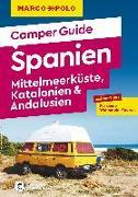 Cover-Bild zu MARCO POLO Camper Guide Spanien: Mittelmeerküste, Katalonien & Andalusien