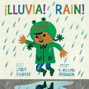 Cover-Bild zu ¡Lluvia!/ Rain! (bilingual board book)