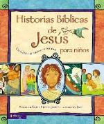 Cover-Bild zu Historias Bíblicas de Jesús para niños